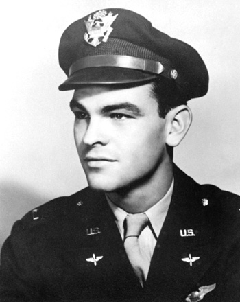 Lt. William Pretty in Uniform