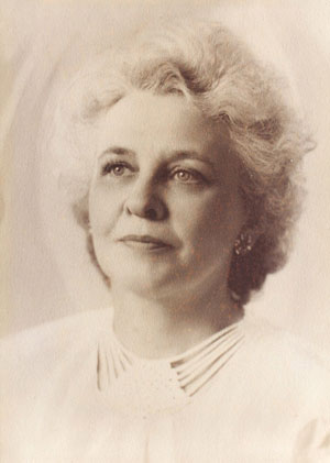 Mother Clara Preddy