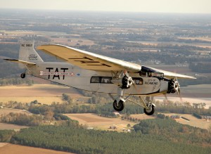Dolph Ford TriMotor 2